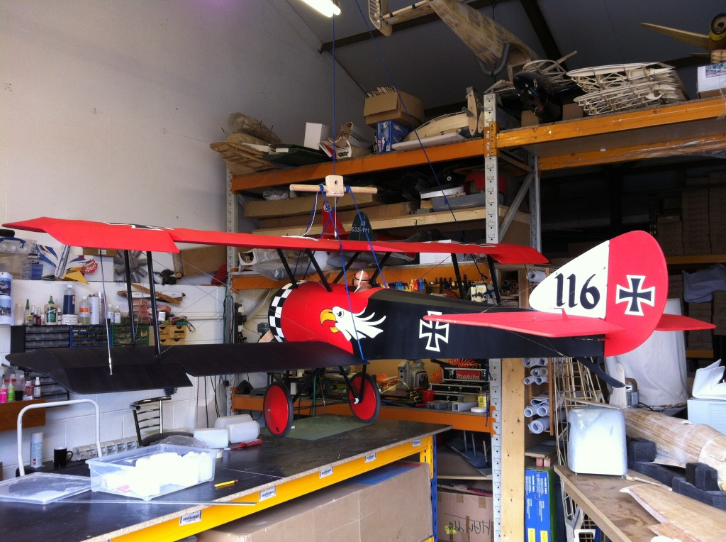 Balsa USA 1/3 Scale Sopwith Pup