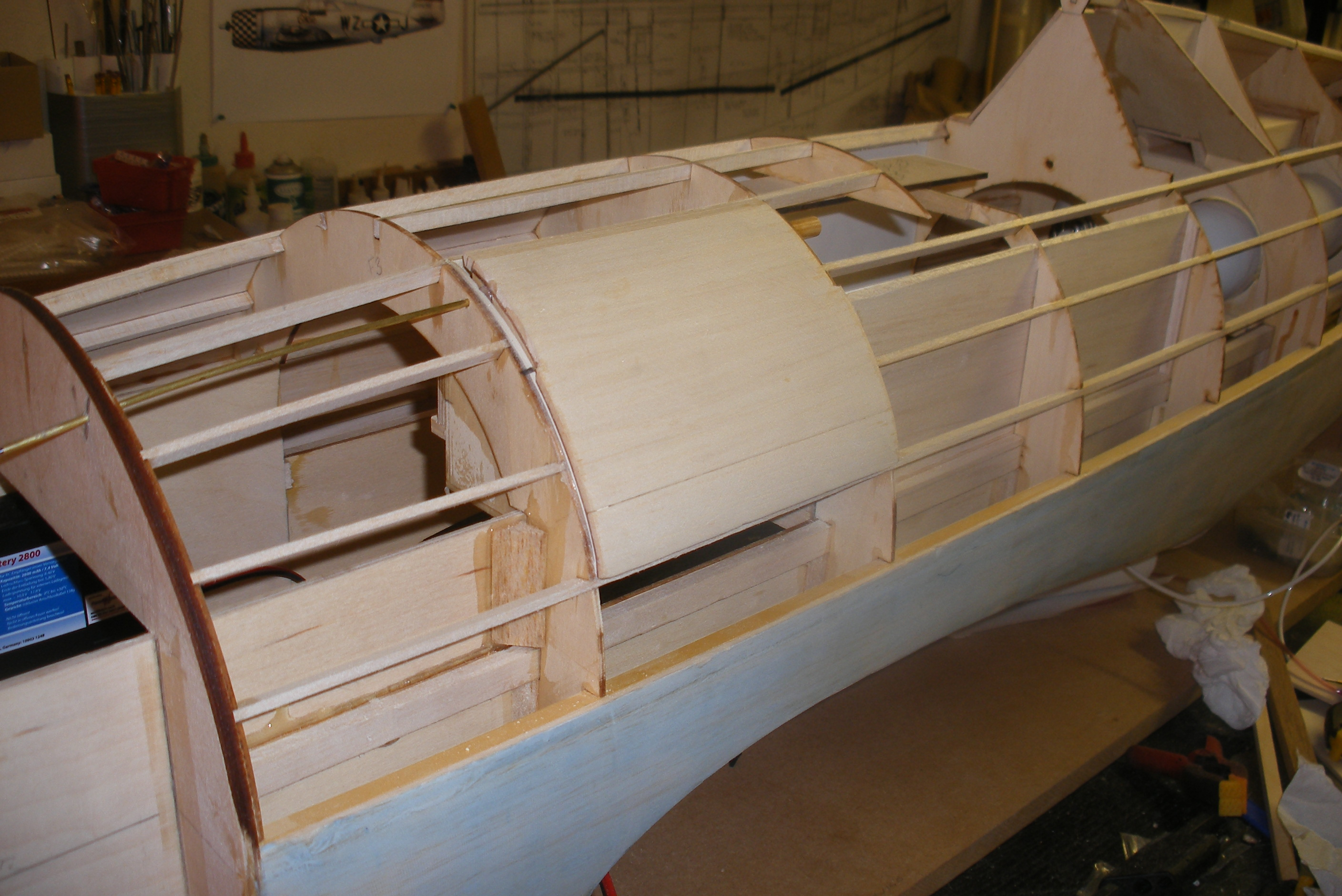 P47 Fuselage Access Hatch 3