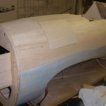 P47 Fuselage Access Hatch Complete