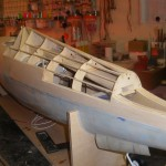 P47 Fuselage Rear Spine Pre Sheeting