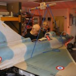 Mirage 2000 Balance Rig with Mr Hooper