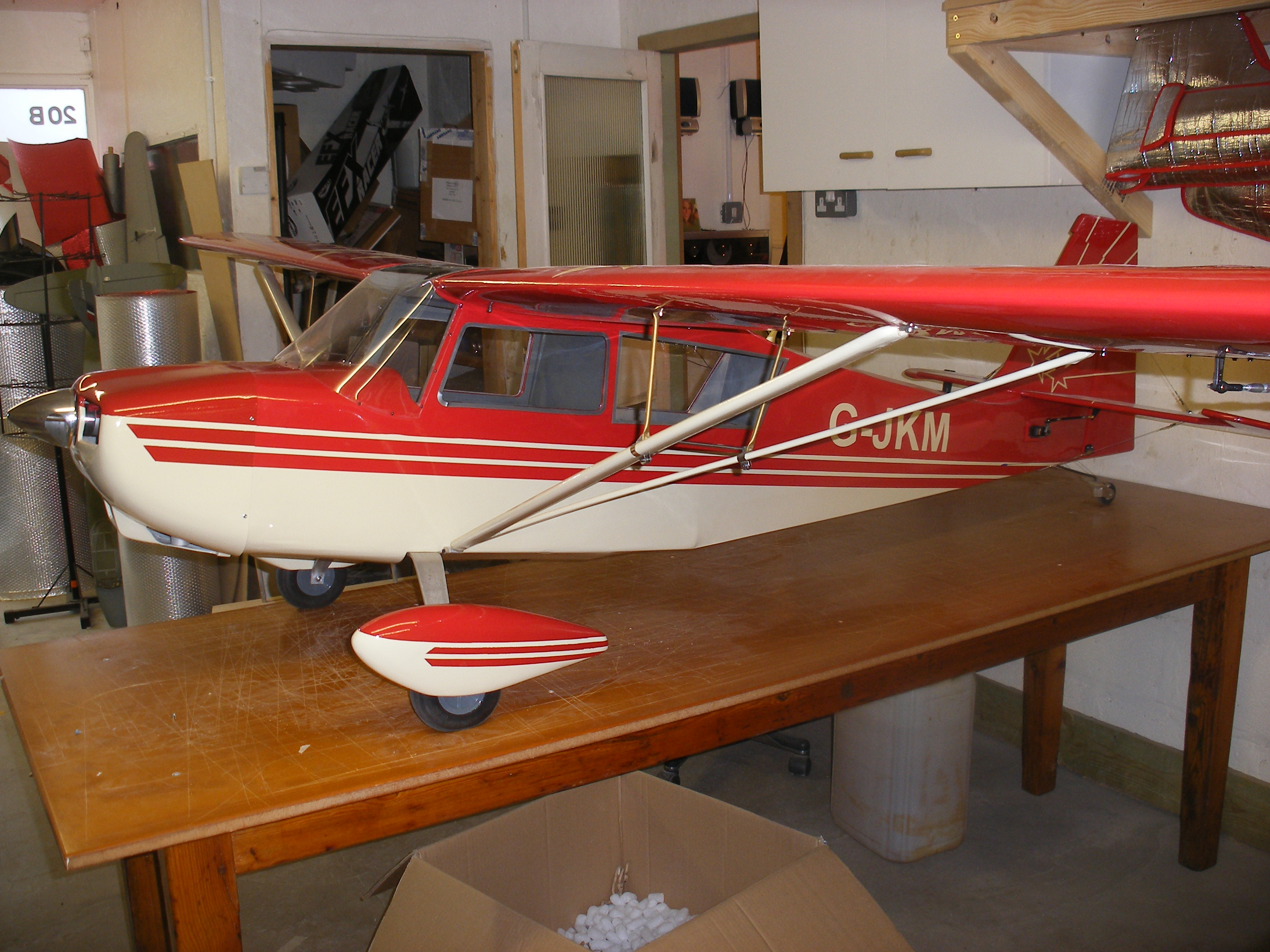 Super Decathlon Side View