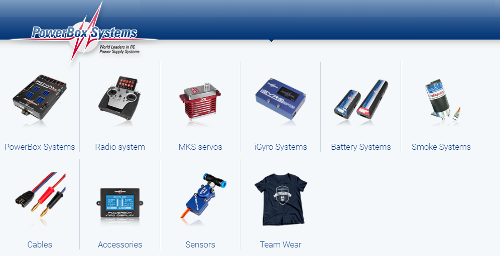 Powerbox products