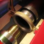 Viper Turbine & Thrust Tube