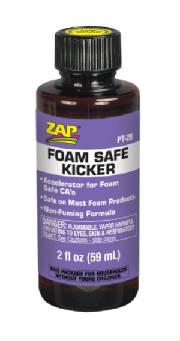 ZAP Kicker Foam Safe