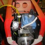 Fokker D7 Engine Installation