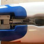 Ripmax Xcaliber Nose Retract Up