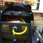 BA Hawk Fuel Tank & Pressure Gauges