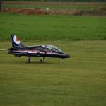 BA Hawk Taxi
