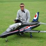 BA Hawk with owner Matthew