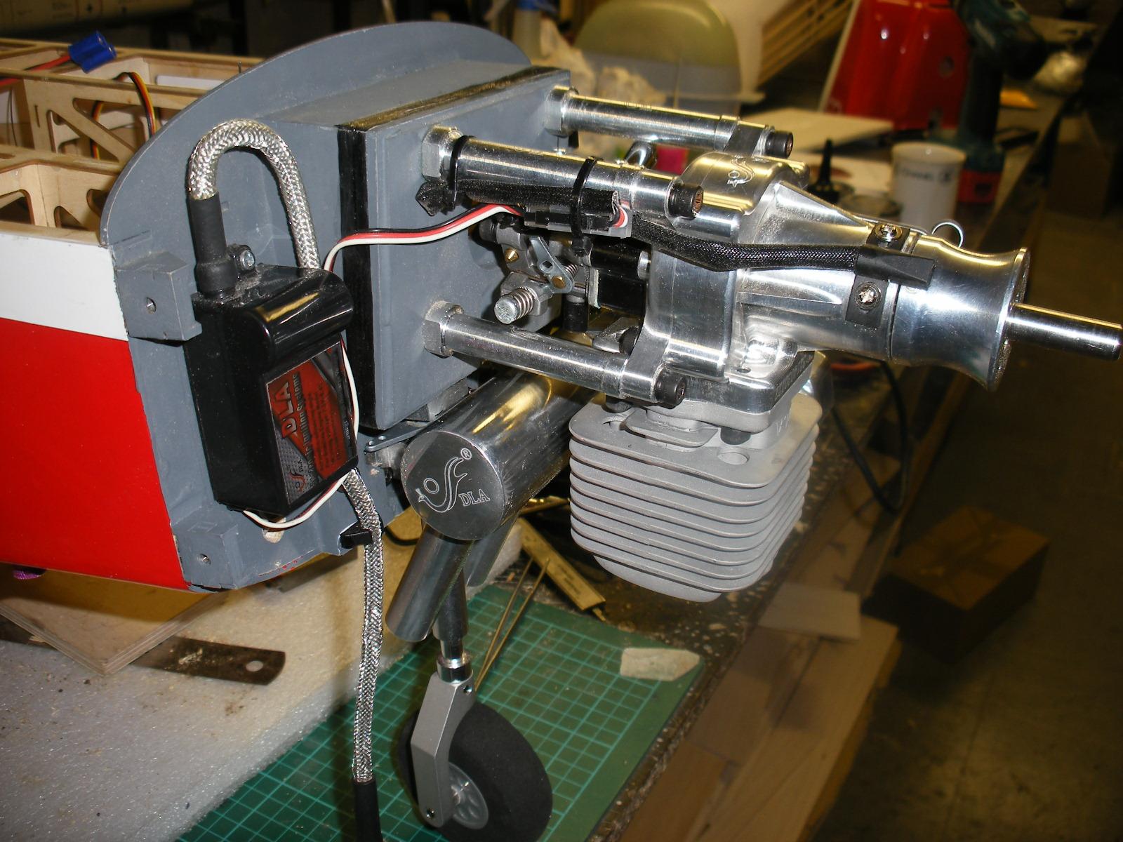 S.A. Bulldog Engine