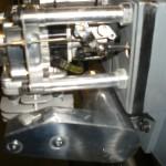 S.A. Bulldog Engine Close up