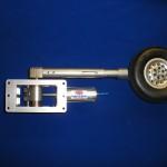 Top Flight Zero Retract & Oleo with wheel
